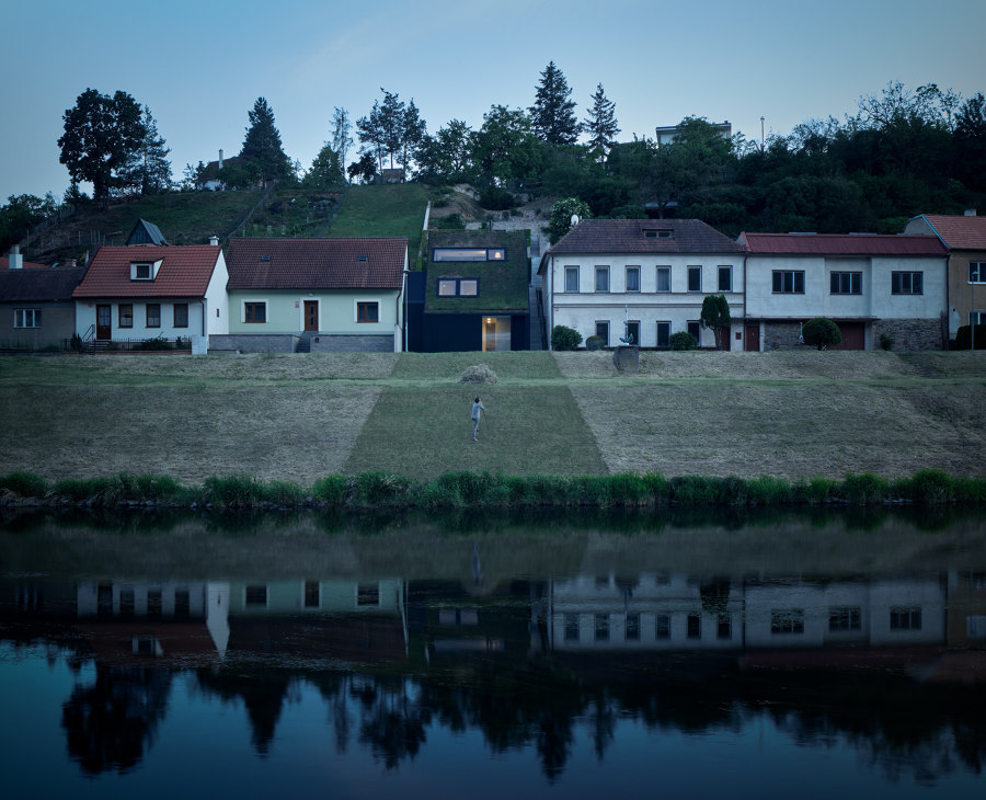 Family House in the River Valley by Kuba & Pilař Architekti | Detached houses