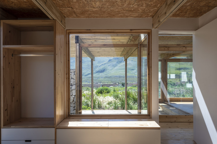 Kogelberg Cabins by KLG Architects | Semi-detached houses