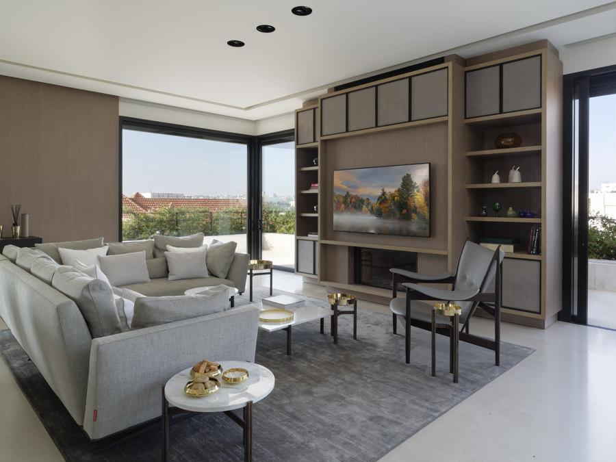 Amman Villa di Tollgard Design Group |
