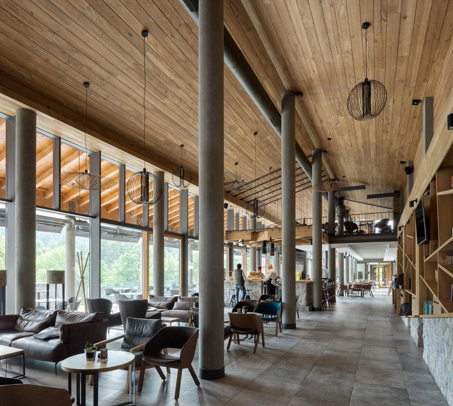 Ramonda Hotel by FLORIM | Manufacturer references