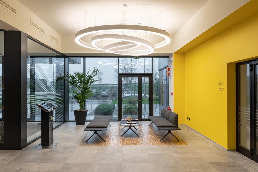 Fanuc Headquarters by FLORIM | Manufacturer references