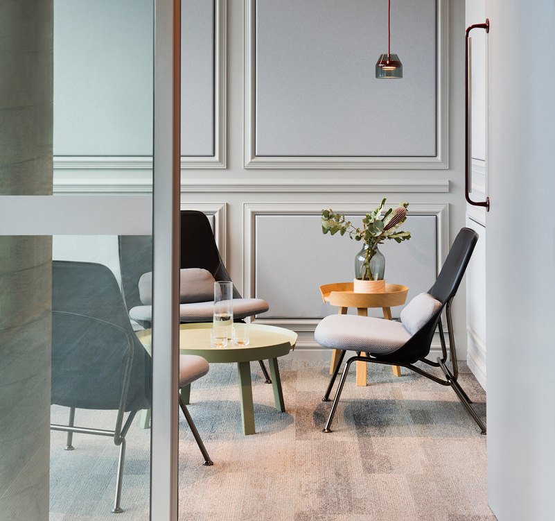 PwC offices by Prostoria | Manufacturer references