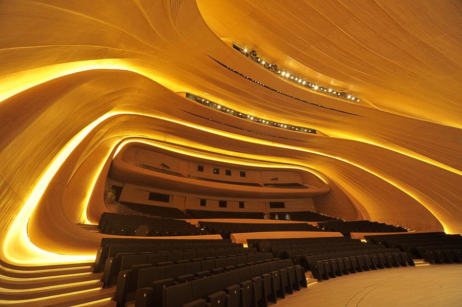 Heydar Aliyev Centre by Mikodam | Manufacturer references