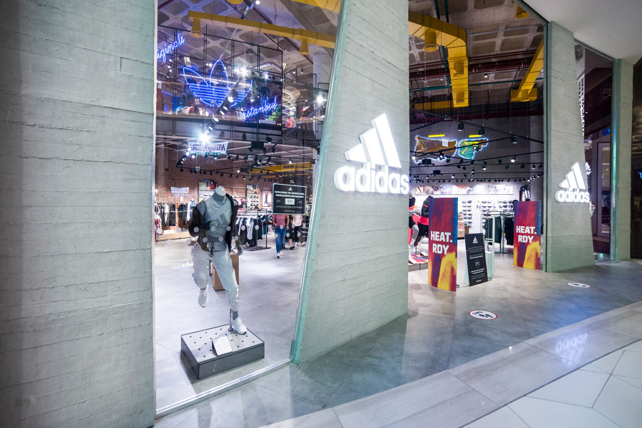 ADIDAS by Artstone | Manufacturer references