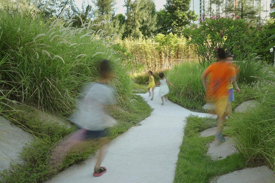 Meifeng Community Park by Zizu Studio | Parks