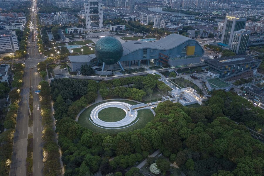 Kunshan Constitution Park by IPD   Parks
