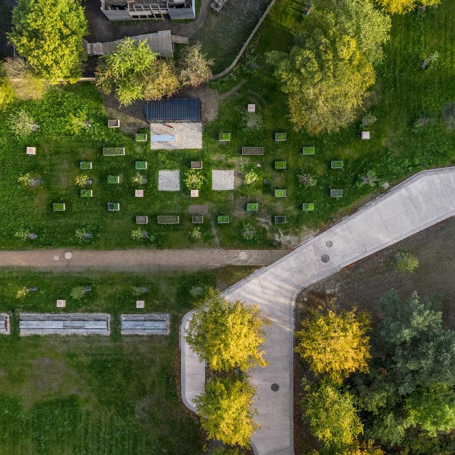 Remiseparken by BOGL Landscape Architects   Parks