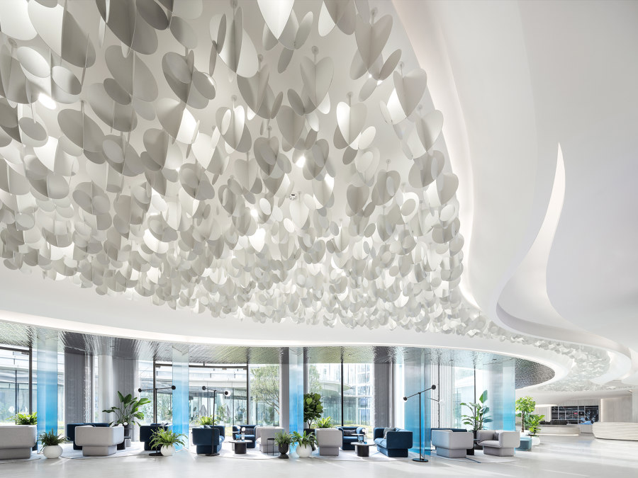 CIFI Sales Center 'Park Mansion' by Ippolito Fleitz Group | Office facilities