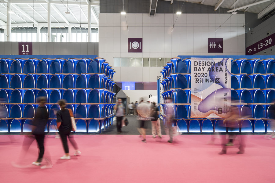 Pavilion for Design in Bay Area Exhibition by Various Associates | Trade fair stands