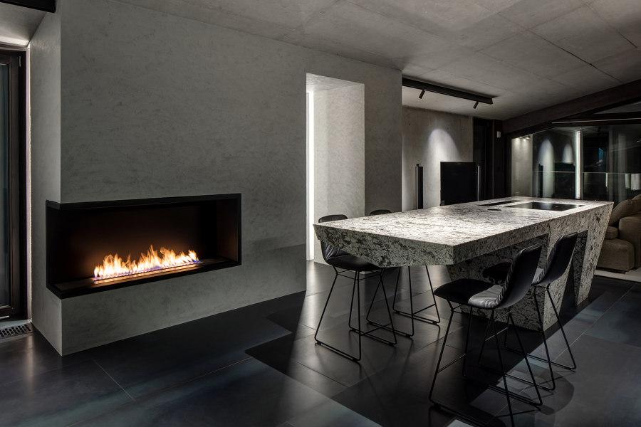 Motorcycle Residence von Archicraft | Wohnräume