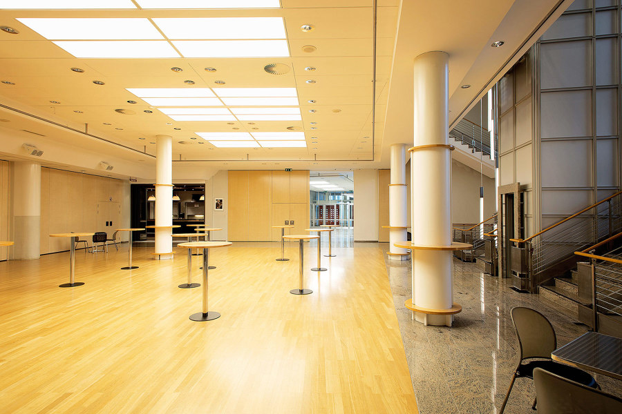 Restoration Vaduzersaal by lightsphere   Club interiors
