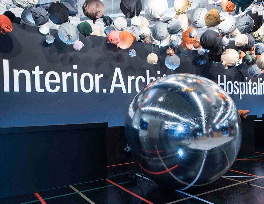 Heimtextil 2019 von Atelier ushitamborriello Innenarchitektur_Szenenbild | Messe- und Ausstellungsbauten