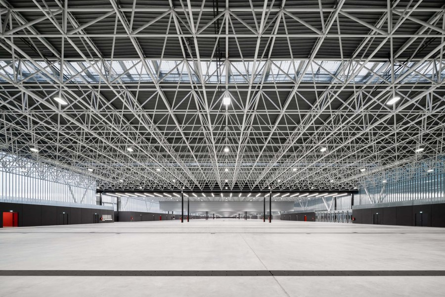 MEETT Toulouse Exhibition and Convention Centre by OMA | Trade fair & exhibition buildings