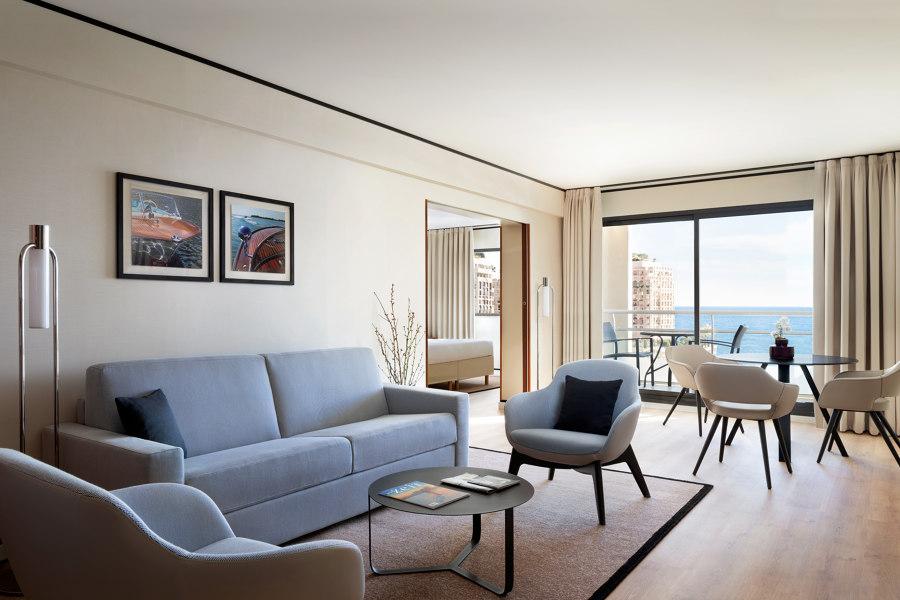 Riviera Marriott Hotel La Porte de Monaco by CVL Luminaires   Manufacturer references
