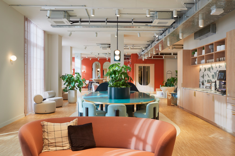 Liberty House by Zeitraum | Manufacturer references