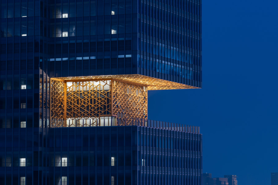 Prince Plaza by OMA | Office buildings