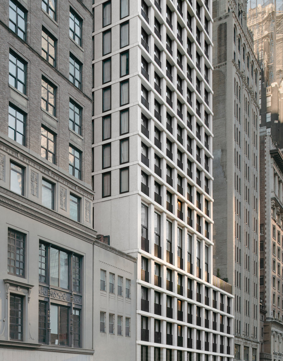 The Bryant Tower by David Chipperfield Architects   Apartment blocks