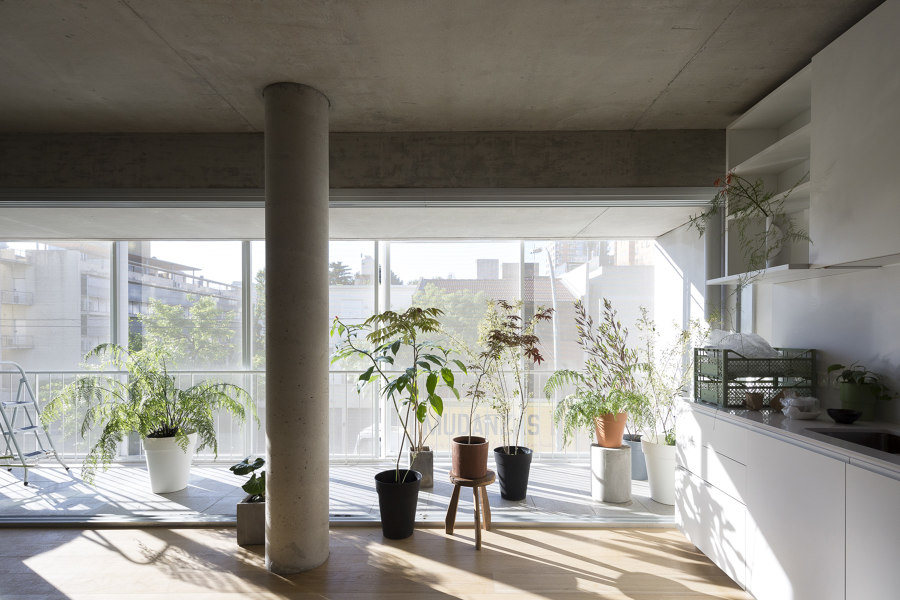 Housing Building Sucre 812 by Ana Smud   Semi-detached houses