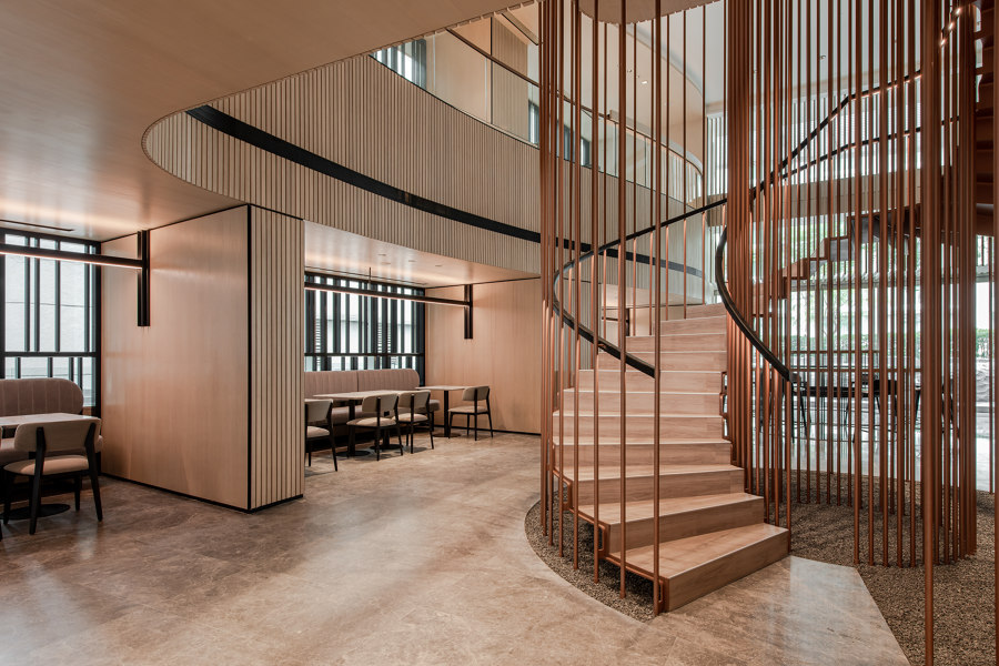 YTL Headquarters by Ministry of Design | Office facilities
