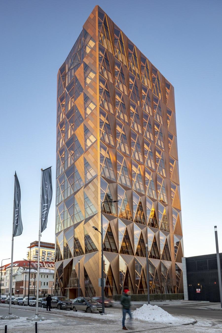 RCC Headquarters von Foster + Partners | Bürogebäude