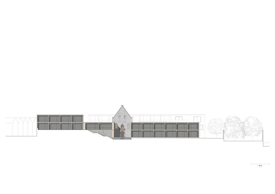 Jacoby Studios Headquarters von David Chipperfield Architects | Bürogebäude