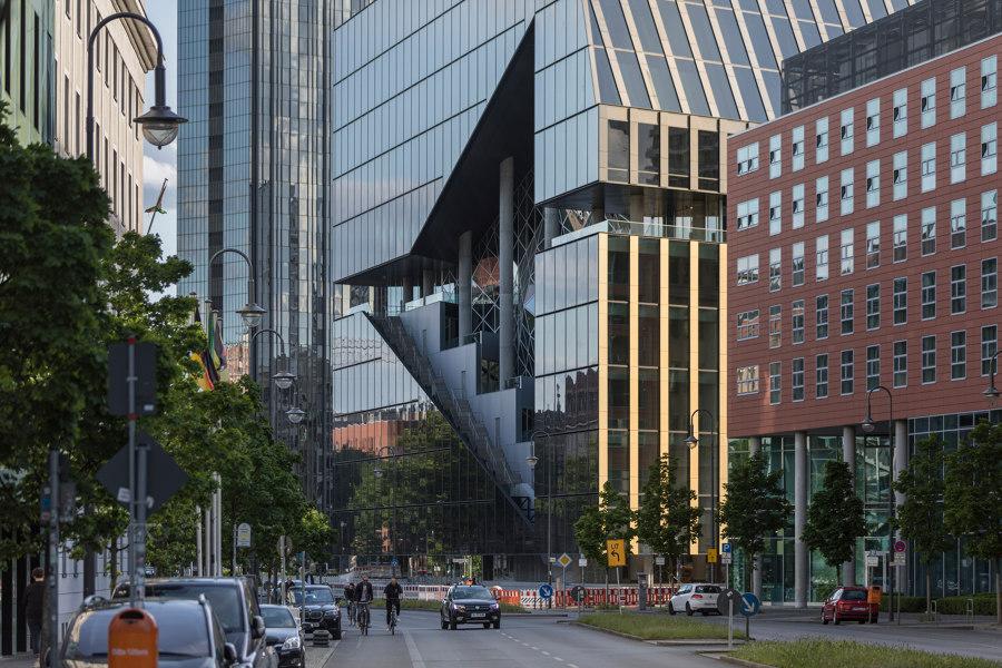 Axel Springer Campus von OMA   Bürogebäude