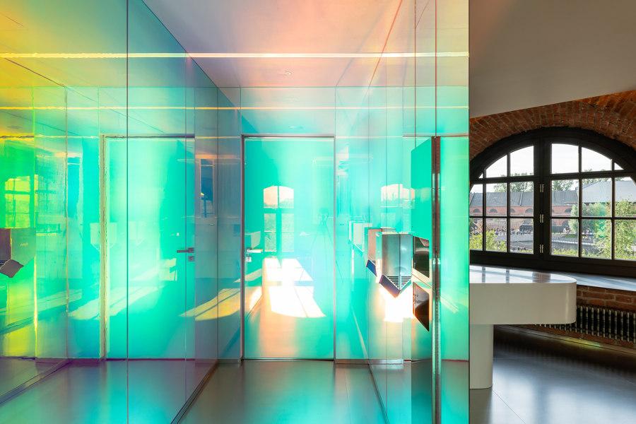 Zifergauz de VOX Architects | Oficinas
