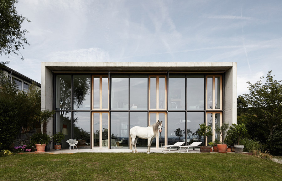 Architecture RS17 von atelier 522 | Einfamilienhäuser