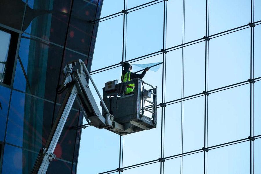 3M™ Sun Control Window Film Prestige Series Markthal – Rotterdam, NL by 3M | Manufacturer references