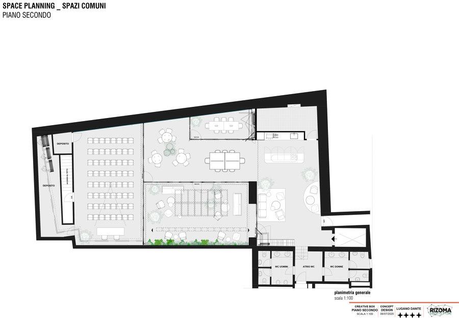 Lugano Dante by Rizoma Architetture   Hotel interiors