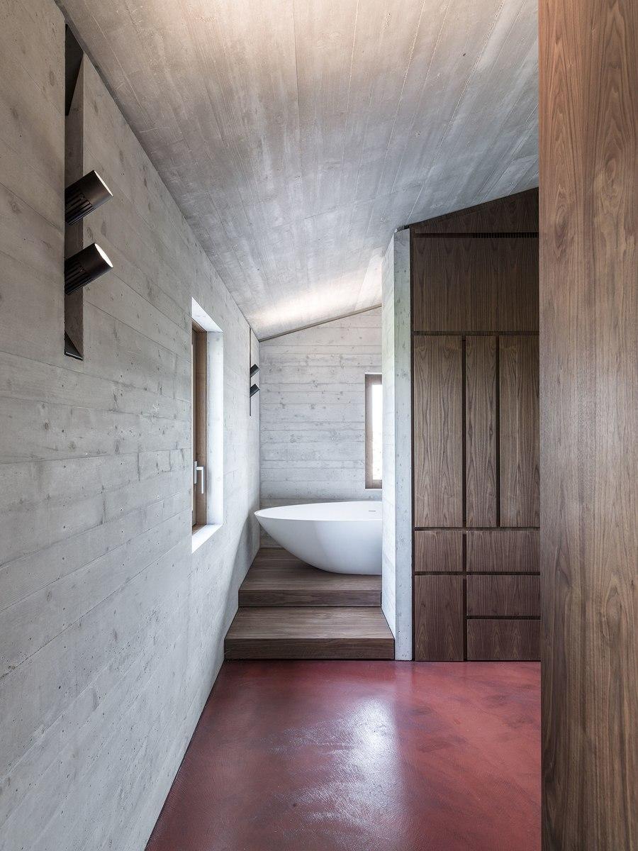 AP House Urbino von GGA gardini gibertini architects | Einfamilienhäuser