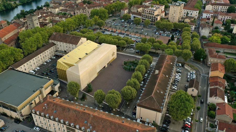 Grand Palais Cinema von Antonio Virga Architecte | Kinokomplexe