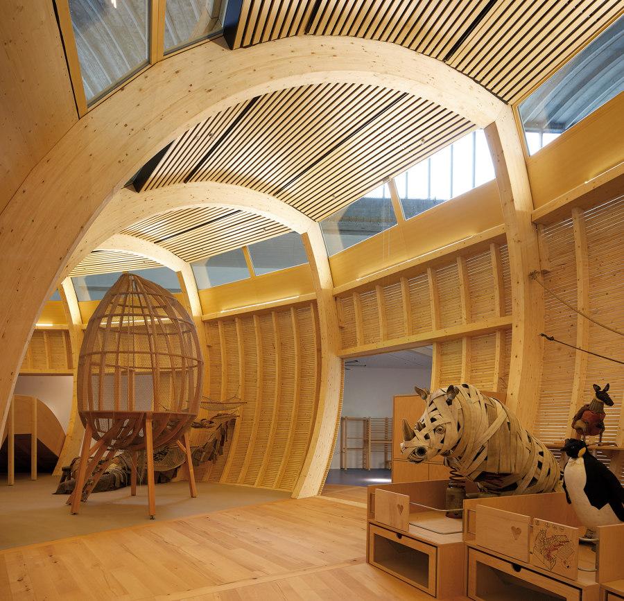 ANOHA—The Children's World of the Jewish Museum von Olson Kundig | Museen