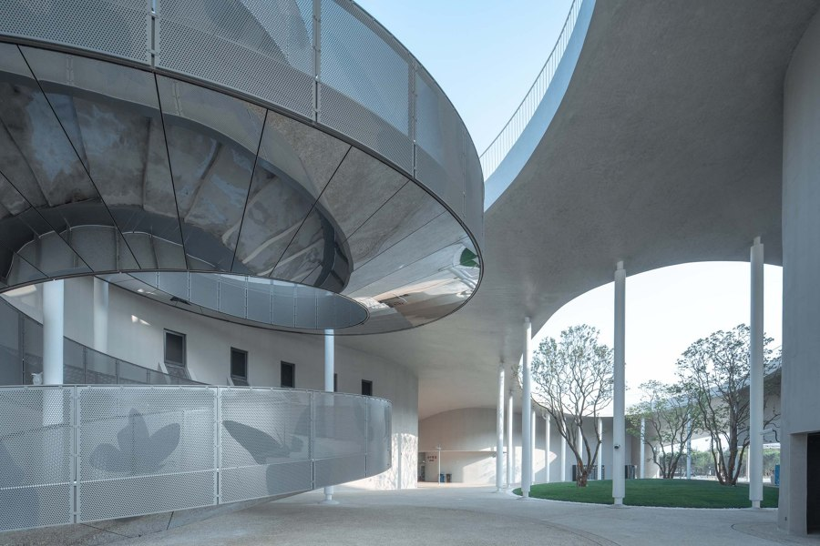 Century Pavilion for 10th China Flower Expo by Ecadi   Trade fair & exhibition buildings