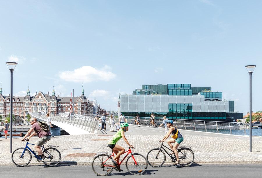 Lille Langebro Cycle and Pedestrian Bridge von WilkinsonEyre | Brücken