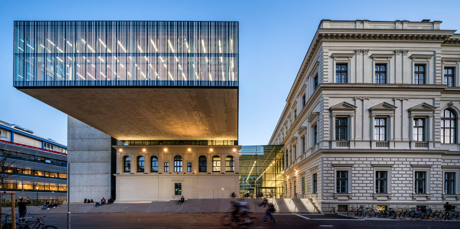 University Library by Jansen | Manufacturer references