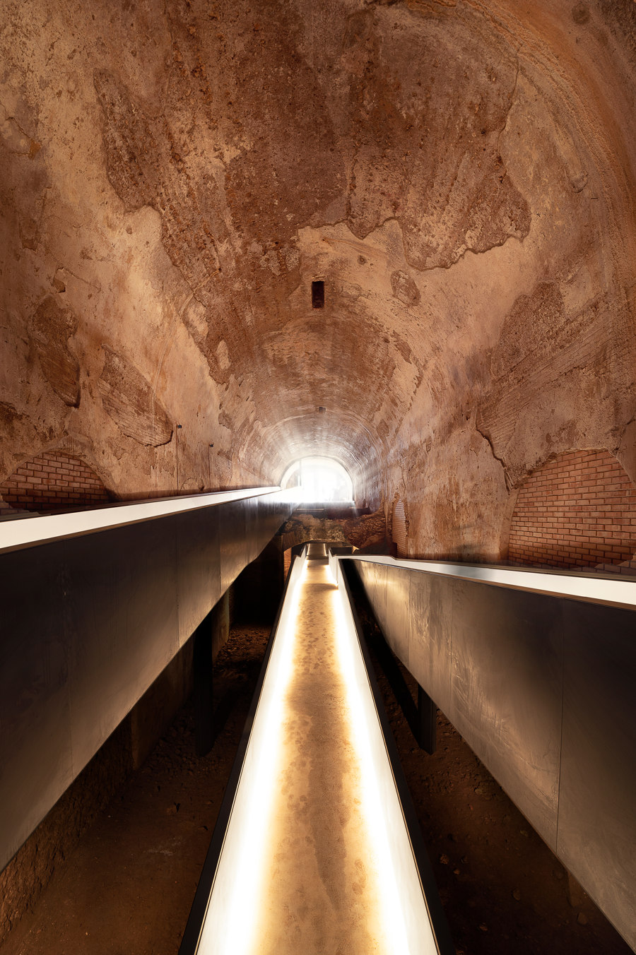 New Entrance of the Domus Aure by Stefano Boeri Architects | Installations