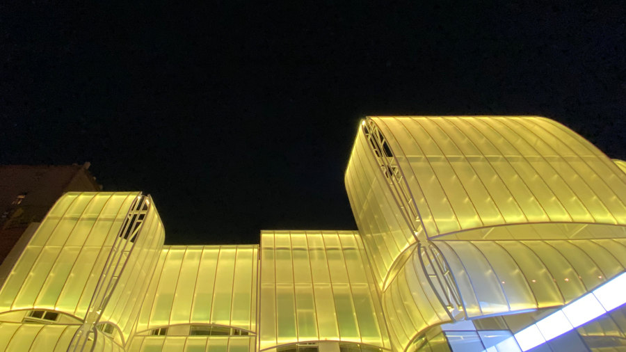 Tianjin Vanke Beicang City Exhibition Hall by Puri Lighting   Trade fair & exhibition buildings