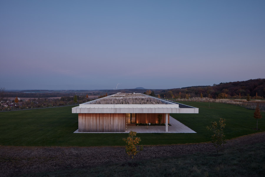Kostelec Residence by ADR | Detached houses