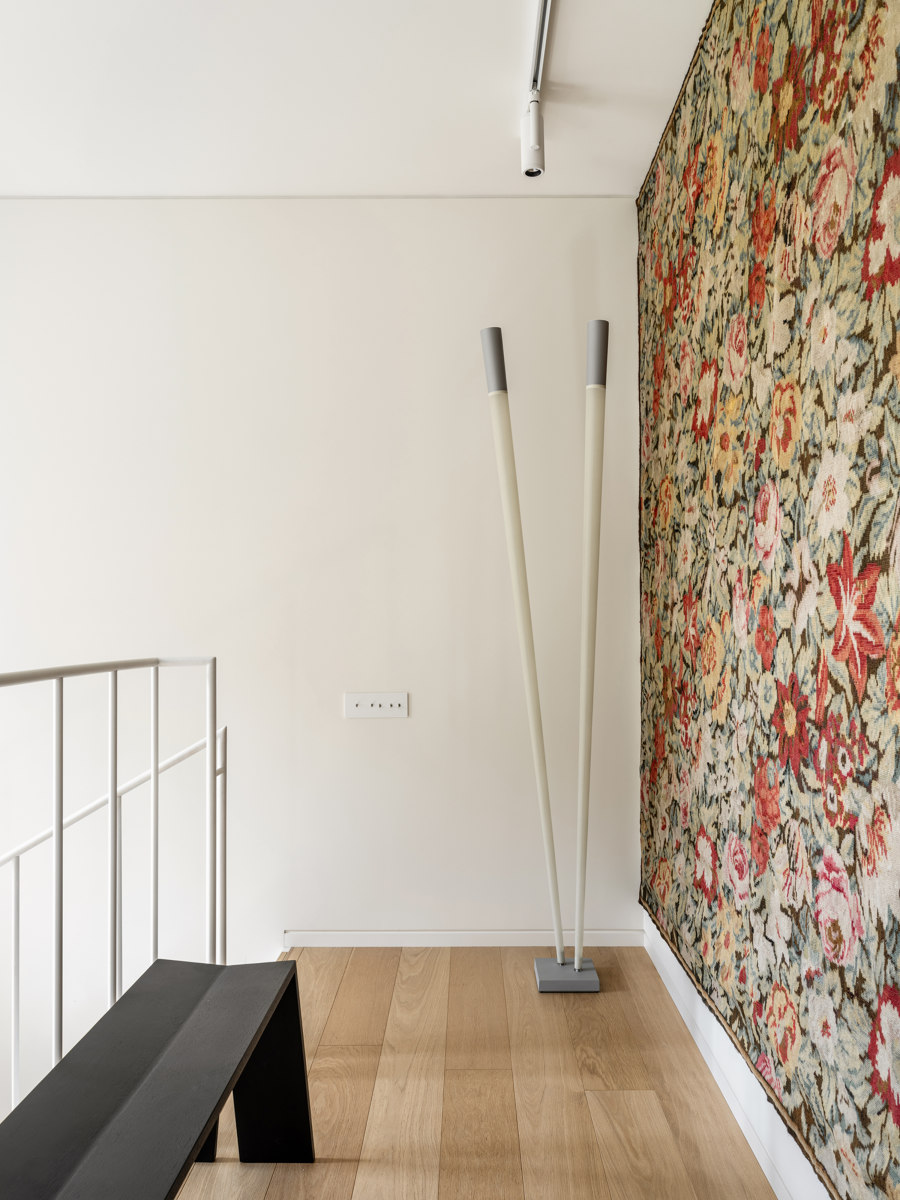 Taganka Apt. by Blockstudio | Living space