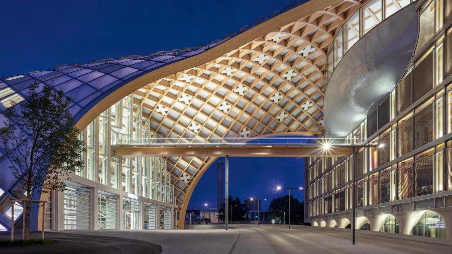 Swatch Headquarters and Cité du Temps, Biel by Reflexion   Office buildings