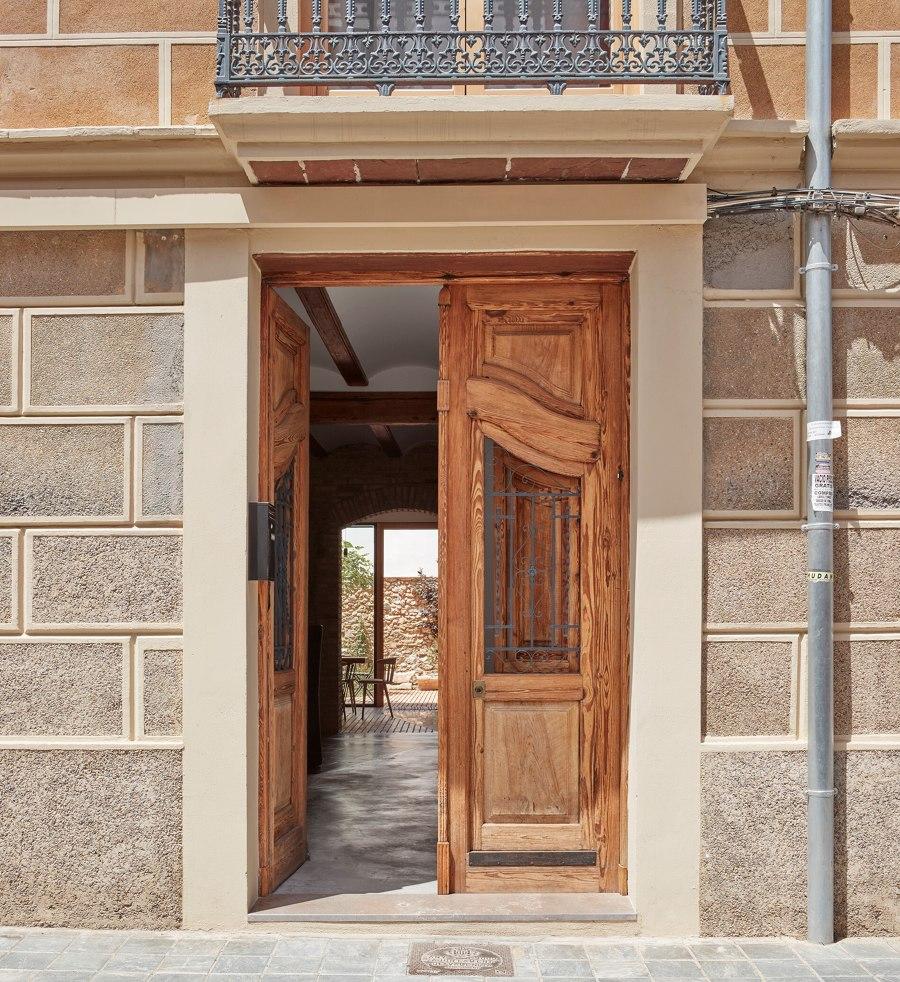 Mira House by Arturo Sanz | Semi-detached houses