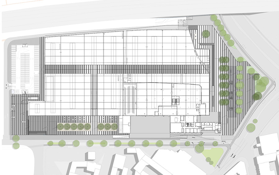 Former Freight Depot Hannover by Topotek 1   Public squares