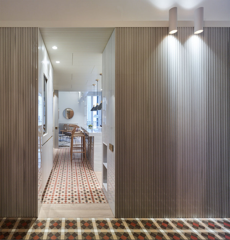 HV House by built architecture | Living space