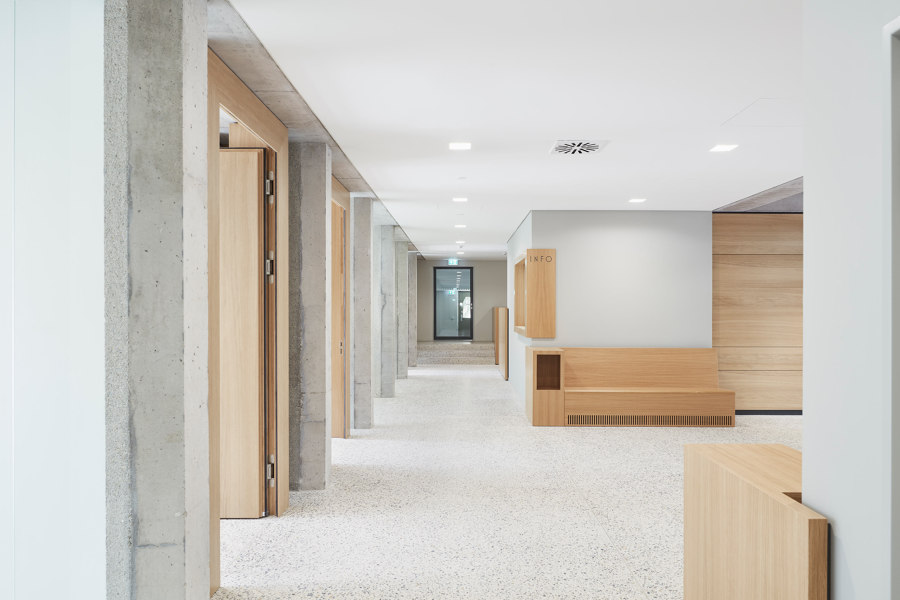 Conversion and renovation of the listed Local, Probate and Guardianship Court building by Dannien Roller Architekten und Partner | Administration buildings