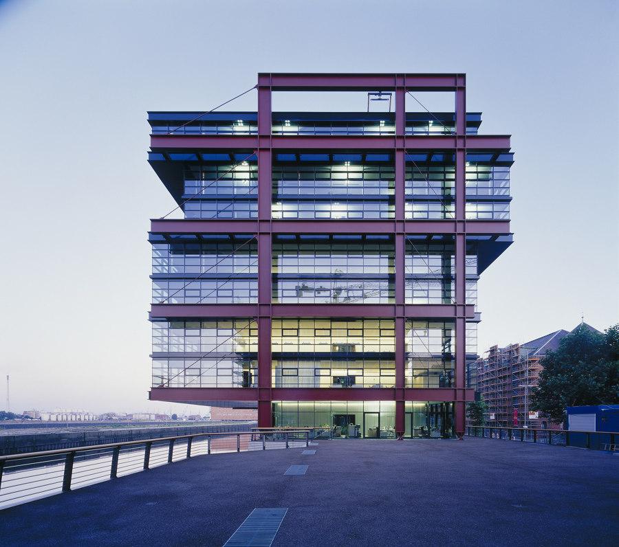 China Shipping by Hadi Teherani | Office buildings