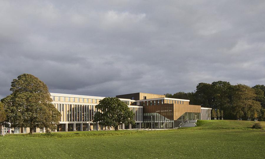 Health Innovation Hub by John McAslan + Partners | Universities