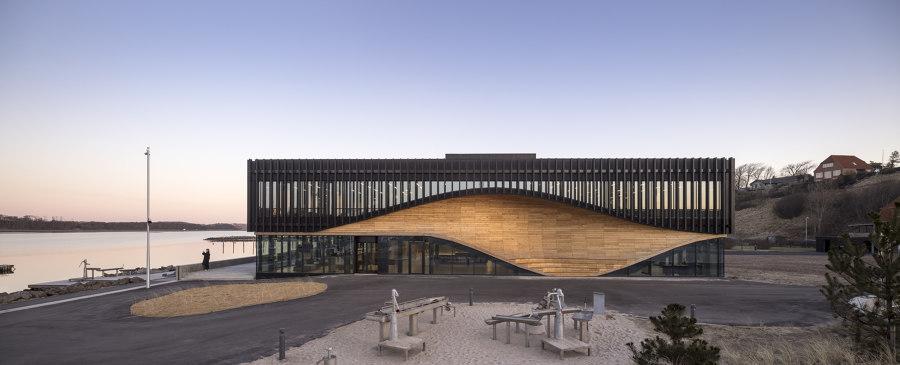 Klimatorium Climate Center by 3XN | Office buildings
