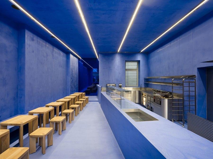 Aera Bakery by Gonzalez Haase Architects | Café interiors