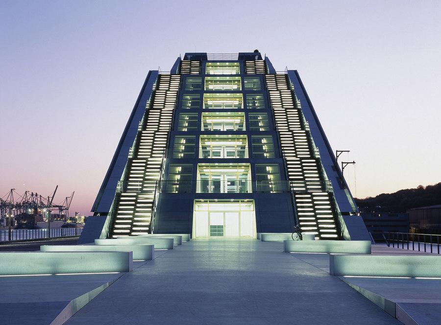 Dockland by Hadi Teherani   Office buildings
